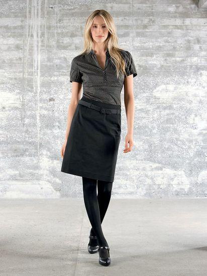 Женский немецкий народный костюм